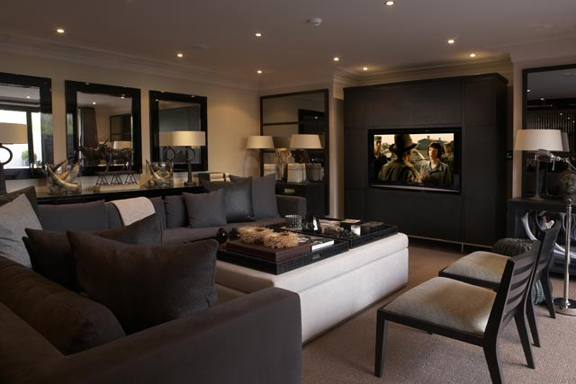 Multi Room Audio And Video Entertainment Systems Design And Home Av Room  Merge Control Multi Room
